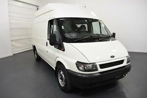 2000 Ford Transit VH Mid Roof MWB White Manual Van Moorabbin Kingston Area Preview