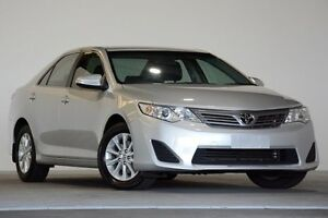 2012 Toyota Camry ASV50R Altise Silver 6 Speed Automatic Sedan Coopers Plains Brisbane South West Preview