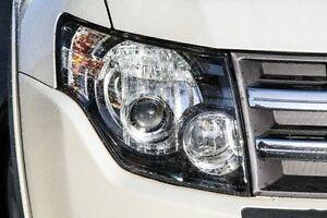 2007 Mitsubishi Pajero NS VR-X LWB (4x4) White 5 Speed Auto Sports Mode Wagon Glendalough Stirling Area Preview