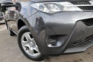2014 Toyota RAV4 ZSA42R MY14 Upgrade GX (2WD) Grey Continuous Variable Wagon Dee Why Manly Area Preview