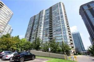 Magnificent 2BR Spacious Condo In The Heart Of Mississauga