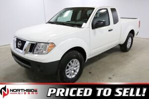 2018 Nissan Frontier S KING CAB 2.5 BACK UP CAMERA, BLUETOOTH, C
