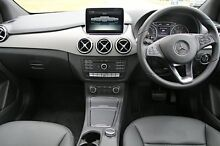 2014 Mercedes-Benz B180 W246 DCT Cosmos Black 7 Speed Sports Automatic Dual Clutch Hatchback Warwick Farm Liverpool Area Preview