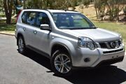 2012 Nissan X-Trail T31 Series IV ST 2WD Silver 1 Speed Constant Variable Wagon St Marys Mitcham Area Preview