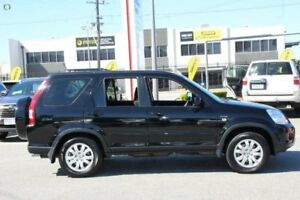 2006 Honda CR-V Black Automatic Wagon