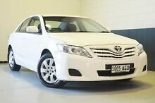 2010 Toyota Camry  White Automatic Sedan Nailsworth Prospect Area Preview