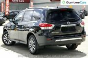 2014 Nissan Pathfinder R52 MY14 ST X-tronic 4WD Black 1 Speed Constant Variable Wagon Wangara Wanneroo Area Preview