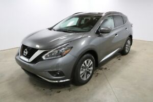 2018 Nissan Murano AWD SV Accident Free,  Navigation,  Heated Se