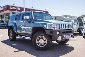 2008 Hummer H3 Luxury Grey 4 Speed Automatic Wagon Alfred Cove Melville Area Preview