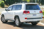 2016 Toyota Landcruiser VDJ200R Sahara White 6 Speed Sports Automatic Wagon Rockingham Rockingham Area Preview