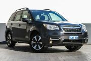 2018 Subaru Forester S4 MY18 2.5i-L CVT AWD Grey 6 Speed Constant Variable Wagon Victoria Park Victoria Park Area Preview