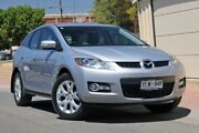 2006 Mazda CX-7 ER1031 MY07 Silver 6 Speed Sports Automatic Wagon Glenelg Holdfast Bay Preview