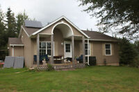 6 YEAR OLD BUNGALOW IN SACKVILLE,INCOME POTENTIAL.