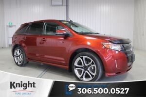 2014 Ford Edge Sport Navigation, Moon Roof
