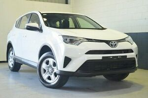 2016 Toyota RAV4 ASA44R GX AWD White 6 Speed Sports Automatic Wagon Hillcrest Port Adelaide Area Preview
