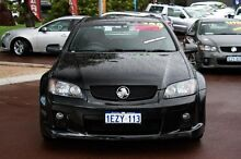 2010 Holden Commodore VE II SV6 Black 6 Speed Sports Automatic Sedan Cannington Canning Area Preview