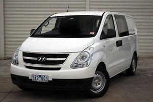 2012 Hyundai iLOAD TQ2-V MY12 White 5 Speed Automatic Van Seaford Frankston Area Preview