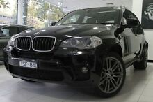 2011 BMW X5 E70 MY11 xDrive30d Steptronic Black 8 Speed Sports Automatic Wagon North Melbourne Melbourne City Preview