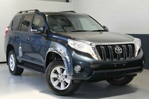2015 Toyota Landcruiser Prado KDJ150R MY14 GXL Grey 5 Speed Sports Automatic Wagon Hillcrest Port Adelaide Area Preview