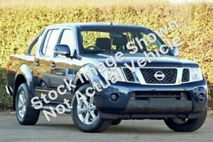 2014 Nissan Navara D40 S6 MY12 ST 4x2 Blue 5 Speed Sports Automatic Utility Epping Whittlesea Area Preview