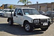 2002 Holden Rodeo TF MY02 LX Space Cab White 4 Speed Automatic Utility Pearsall Wanneroo Area Preview