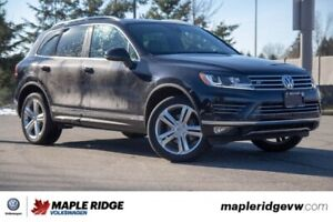 2015 Volkswagen Touareg Execline TDI, GREAT CONDITION, BC CAR!