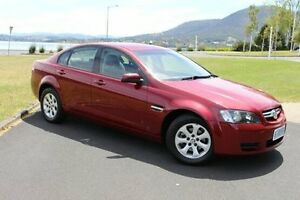 2008 Holden Commodore VE MY09 60th Anniversary Burgundy 4 Speed Automatic Sedan Invermay Launceston Area Preview
