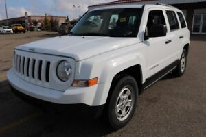 2015 Jeep Patriot SPORT Accident Free,  Leather,