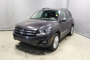 2016 Volkswagen Tiguan COMFORTLINE AWD Heated Seats,  Back-up Ca