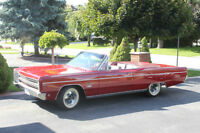 1968 Plymouth Sport Fury Convertible RARE Absolutely Beautiful!