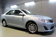 2015 Toyota Camry ASV50R Altise Blue 6 Speed Sports Automatic Sedan Invermay Launceston Area Preview