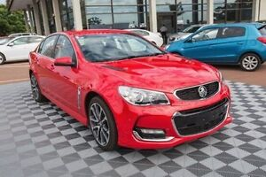 2016 Holden Commodore VF II MY16 SS V Red 6 Speed Sports Automatic Sedan Alfred Cove Melville Area Preview
