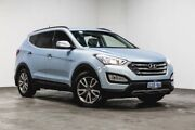 2013 Hyundai Santa Fe DM MY13 Elite Blue 6 Speed Sports Automatic Wagon Welshpool Canning Area Preview