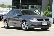 2012 Volkswagen Jetta 1B MY12.5 118TSI DSG Comfortline Grey 7 Speed Sports Automatic Dual Clutch Moorooka Brisbane South West Preview
