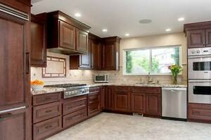 Best Price Maple Cabinet with Amazing Granite & Quartz ForSale