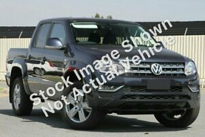 2019 Volkswagen Amarok 2H MY19 TDI550 4MOTION Perm Sportline Starlight Blue 8 Speed Automatic