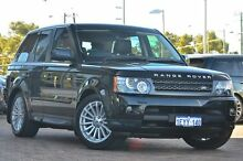 2010 Land Rover Range Rover Sport L320 10MY TDV6 Black 6 Speed Sports Automatic Wagon Osborne Park Stirling Area Preview