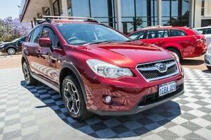 2012 Subaru XV G4-X MY12 2.0i Lineartronic AWD Red 6 Speed Constant Variable Wagon Alfred Cove Melville Area Preview