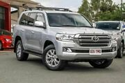 2015 Toyota Landcruiser VDJ200R VX Silver 6 Speed Sports Automatic Wagon Noosaville Noosa Area Preview