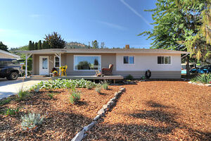 Fully Updated Bungalow - Summerland
