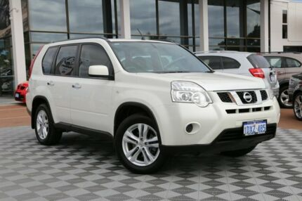 2012 Nissan X-Trail T31 Series IV ST 2WD White 1 Speed Constant Variable Wagon Alfred Cove Melville Area Preview