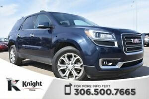 2015 Gmc Acadia SLT Leather | Remote Start | Navigation | Blueto