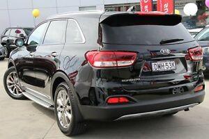 2016 Kia Sorento UM MY17 GT-Line (4x4) Black 8 Speed Automatic Wagon Waitara Hornsby Area Preview