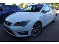 Seat Leon 2.0 TDI 184 FR 5dr Technology 18in Alloy