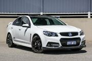 2015 Holden Commodore VF MY15 SS-V Redline White 6 Speed Manual Sedan Cannington Canning Area Preview