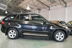 2007 BMW X5 E70 3.0SI Executive Black Sapphire 6 Speed Steptronic Wagon Victoria Park Victoria Park Area Preview
