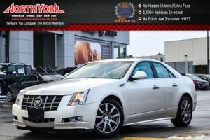 2013 Cadillac CTS Sedan Luxury|BOSE|R_Start|Keyless_Entry|Heat F