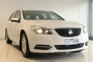 2015 Holden Commodore VF MY15 Evoke Sportwagon White 6 Speed Sports Automatic Wagon Strathmore Heights Moonee Valley Preview