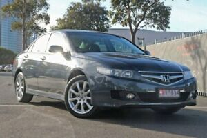 2007 Honda Accord Euro CL MY2007 Luxury Grey 5 Speed Automatic Sedan Docklands Melbourne City Preview