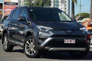 2016 Toyota RAV4 ALA49R Cruiser AWD Grey 6 Speed Sports Automatic Wagon Macgregor Brisbane South West Preview